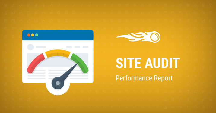 Site Audit Performance Report news banner