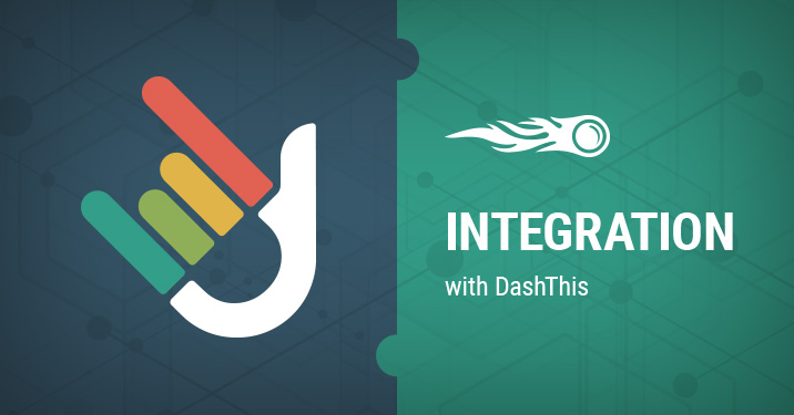 SEMrush Integration with DashThis banner